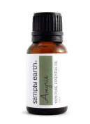 Amyris Essential Oil by Simply Earth - 15 ml, 100% Pure Therapeutic Grade