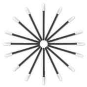 JOVANA 500X Disposable MakeUp Lip Brush Lipstick Gloss Wands Applicator Perfect Make Up Tool