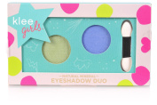 Klee Girls All Natural Mineral Eyeshadow Duo - Kona Drive, Everglades Swing