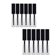 M-Aimee 12 pcs Reusable Empty Bottle Tube Container for Eyelash Growth Oil /Mascara with Brush for Home and Travel