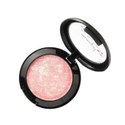 YABINA 7 Colours Cheek Mineral Makeup Baked Blush Bronzer Blusher with Blush