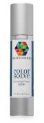 Kaleidaskin Colour Solve Correcting Primer Blue to Boost Olive Skin Tones for Foundation and Makeup Longevity 50ml