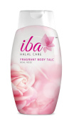 Iba Halal Care Fragrant Body Talc Real Rose, 300g