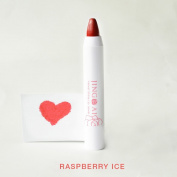 Best Lip Stain Crayon By Jing Ai - Rasberry Ice - More Than A Lipstick Our Velvet Shine Lip Jewel Gives Lips Highly Pigmented Long Lasting Colour & Sexy Pout. Paraben & Cruelty Free 30ml