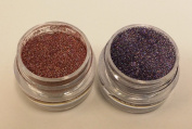 Tammy Taylor Nail - Fire Opal Dazzle Dust Collection 4g/Jar X 2