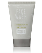 Scotch Porter - Charcoal & Licorice Restoring Face Wash - 100ml