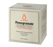 Pomegranate Anti-Wrinkle Day Cream with Sunscreen Pomegranate Extract Anti Ageing