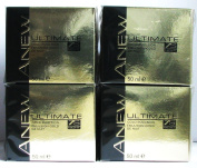 4 x AVON Anew Ultimate 7s Night Gold Emulsion 50ml - 1.7 fl.oz. SET !