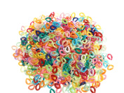 Bilipala Chain Links, Chunky Chain, Jewellery Making, Acrylic, 0.5kg, Assorted Colour