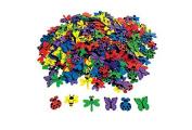 Bug Foam Shapes - 500 Pieces
