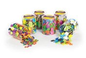 Buckets of Fun Foam Shapes - Set of 6