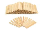 Large Wood Craft Sticks - 500 Pieces