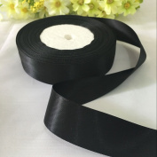 OZXCHIXU (TM) Double Sided Satin Ribbon 25 mm x 25 yard