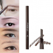 Malloom Waterproof Smooth Automatic Eyebrow Eyeliner Pencil Long Lasting With...