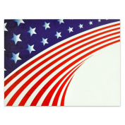 Patriotic Presentation Card - Pack of 25