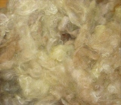 Throwster Silk Yarn Fibre - 100 Grammes Natural Colour and Dye-able