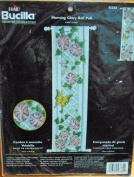 Morning Glory Bell Pull Counted Cross Stitch Kit 43382