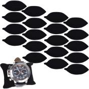 BCP 20-pieces Velvet Small Bracelet /Watch Pillow Jewellery Displays