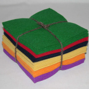 National Nonwovens WCF006-CC 100% Classic Charm Pack Wool Felt