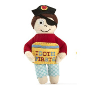 Pirate Boy Tooth Fairy Pillow Doll