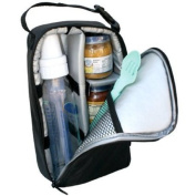 JL Childress - Pack N Protect for Glass Bottles and Food Jars, On The Go Baby Bottle Bag