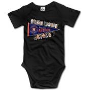 Toddler Craig Biggio 7 Short Sleeve Onesie Infant Romper