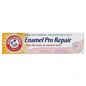Arm & Hammer Enamel Care Sensitive Toothpaste Tube (75ml) by Grocery