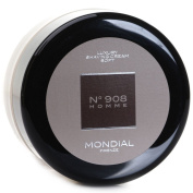 Mondial N°908 Luxury Shaving Cream Bowl - Soft Shave Soap
