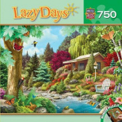 Time to Relax - Lazy Days 750pc Puzzle
