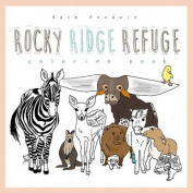 Rocky Ridge Refuge Coloring Book