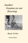 Another Goanna on Our Doorstep