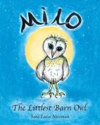 Milo the Littlest Barn Owl