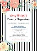 2018 Amy Knapp Family Organizer