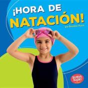 Hora de Natacion! (Swimming Time!) (Bumba Books en Espanol Hora de Deportes!