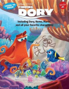 Learn to Draw Disney's Finding Dory