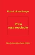 Pri La Rusa Revolucio  [EPO]