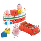 Peppa Pig Holiday Peppa Set