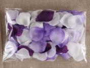Schoolsupplies 1000pc Mixed Colour Rose Petals Purple,lavender,white Wedding Table Decoration