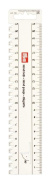 Prym 610730 Hand and seam gauge