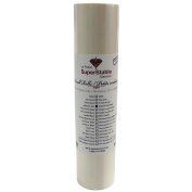 Adhesive Peel and stick Tear away 60ml White 30cm x 10 yards roll. SuperStable Embroidery stabiliser