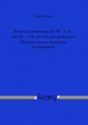 Reactive Scattering for H^?+ H_2and H^++ H_2and its Isotopologues