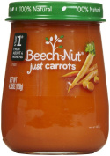 Beechnut Stage 1 Just Carrots Baby Food