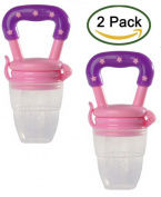 Sterify Fresh Food - Feeding - Soother - Teething - Pacifier - (2 Pack)