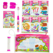 Shopkins Travel Kit