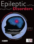 Psychiatric & Behavioural Disorders in Children with Epilepsy