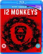 12 Monkeys: Season 2 [Region B] [Blu-ray]