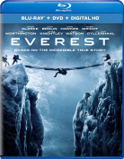 Everest  (4K UHD/Blu-ray/UV) [Region B] [Blu-ray]