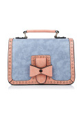 Banned Scandal Vintage 1950s Style Bow Bag - 7 Colours