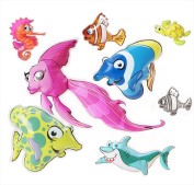 10 Bath Gels | Water Creatures | Tropical Fish | Nemo