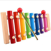 Kid Musical Toy Tefamore Wooden Xylophone